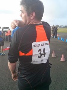 Dunsfold 10k Runner 34